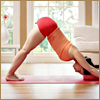zats_clear: downward dog (yoga downward dog)