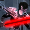 forcewalking: Taken At: Ziost Shadow (Dat Lightsaber)
