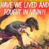 lovelokest: (dinosaur vain)
