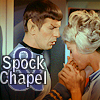 tmbreck: My first and favorite ST OTP (Spock&Chapel)