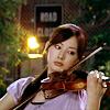 elyse: (keiko kitagawa: violin)