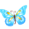 elese: (blue butterfly 128) (Default)