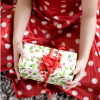 mrsronweasley: (Christmas polka dots and present)