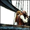 anr: (potc: jack/elizabeth: pirates kiss)