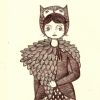 folksy: (the owl's daughter)