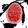 beccapecnik: A drawing I did of a stillborn idea. (Brain, Ideas)