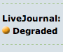 etb: LiveJournal's usual status (degraded)