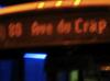 """etb: """"80 Ave du Crap"""" bus headsign (avenue of crap)"""