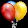 kitsun3: Celebration tiem? (Balloons)