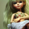 heartfeltdisease: Photo of my BJD, Anya. (anya)