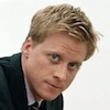 bookblather: Alan Tudyk in a suit looking at the camera. (in the heart : zack : alan tudyk)