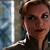 bookblather: Teryl Rothery looking camera left with a raised eyebrow (in the heart : gail : teryl rothery)