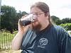 bob: bob drinking beer (beer)