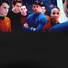 sumofparts: main enterprise crew of the 2009 star trek movie (star trek main enterprise crew)