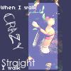 nagia: (ffvii; yuffie; walk crazy = walk straigh)