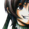 nagia: (ffvii; yuffie; maniac grin)