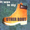 yubsie: (Other boot)