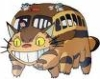 sam_gardener: The catbus from My Neighbor Totoro. (dreamsheep)