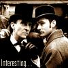 mific: (Holmes-Watson (interesting))