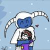 onthehill: Frank hugs Yeti!Dewees (mcr-dewees)