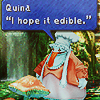 tehkittykat: quina made you a sammich (ffix; quina hope it eatable)