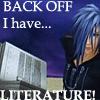 catbox_fics: (kh; i have literature)