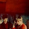phantomjam: (Merlin/Arthur - red)