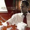 firestorm717: RocknRolla: Archy sitting at Lenny's Desk (Archy at Desk)