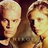 readerjane: Spike and Buffy, heroes (Spuffy Heroes)