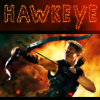 peaceful_sands: Hawkeye firing with name (Hawkeye firing with name)