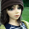 just_lori: Sweet boy doll wearing a beanie. (Default)