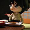 espresso: (sensei (食事))