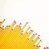 ninetydegrees: Drawing: lots of yellow pencils (pencils)