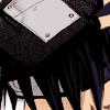 saucey: (カカシ/サスケ » pat on head)