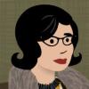 luckykitty: Cartoon avatar created on madmen site (Default)