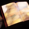 babel121: (Stock - Light on book)