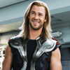 secondsilk: Thor, from the Avengers trailer, amused (Thor)