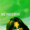 thedeadparrot: (madam president)