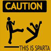 shirozora: (THIS IS SPARTA.)