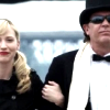 squirelawrence: Image of Leverage Characters Parker and Ford (Leverage Top Hat)