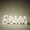 recordbodycount: (misc // calm down)