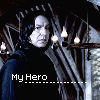 hambel: Severus - My Hero (HP Sev My Hero)