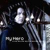 hambel: Severus - My Hero (HP Sev My Hero)