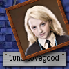 kerravonsen: Luna Lovegood, a tilted picture hanging on a wall (Luna)