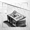 joan_psmith: drawing of a book (book)