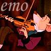 lokuro: emo!Basil @Disney (EMO)
