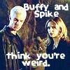 slaymesoftly: (Spuffy weird)