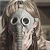 cereta: Are you my mummy? (Parker gasmask)
