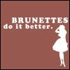 laurluh: (brunettes)