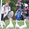 hector_rashbaum: zac efron chasing geese (zefron)